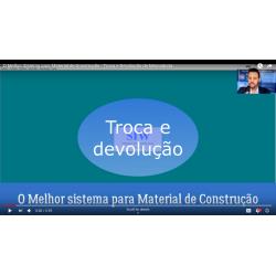 O Melhor Sistema para Material de Construção - Troca e Devolução de Mercadoria