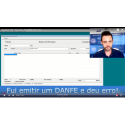 Dúvidas SIW - Emissão de DANFE deu erro