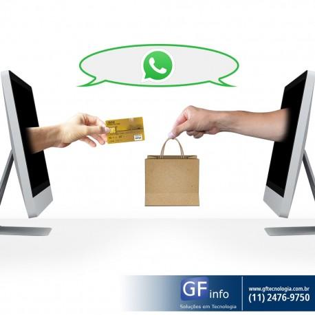 Integração de Whatsapp com Site Catálogo ou E-commerce
