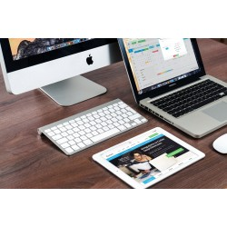 Site integrado com sistema de vendas
