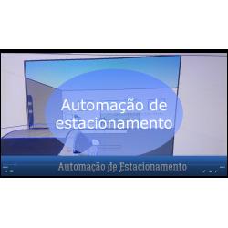 Automação de Estacionamento Completo - Kit 1