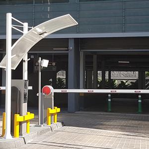 Automação de Estacionamento